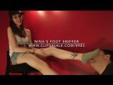 Nina's Foot Sniffer - www.c4s.com/8983/16790494
