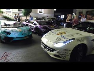 CoD   Supercars Club Arabia Rally in Monaco