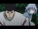 Momo Kyun Sword / Духовный Меч Момо - 7 серия [Озвучка: MVO (Loster, Emeri, Ray & Sati Akura)]
