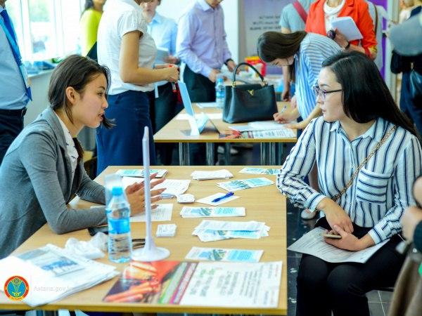 Ярмарка вакансий для работников сферы образования пройдет в Астане