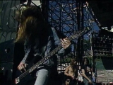 METALLICA - LIVE AT MTVS DAY ON THE GREEN AT OAKLAND STADIUM. OAKLAND. CA- 31.08.1985