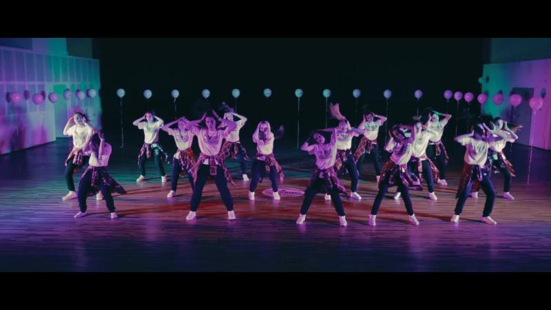18.Flying Stars - Girl'sPower (Street Dance, средняя группа Солдак Елены)