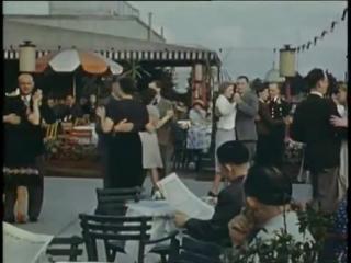 Берлин 1936г. Цветной - перед XI-ми Летними Олимпийскими играми