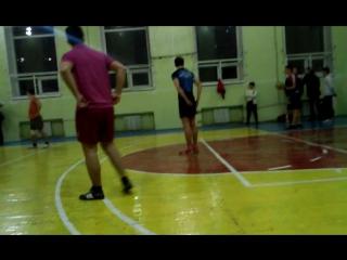 Волейбол 3место среди ф-тов