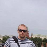 Анкета Дмитрий Штурм