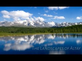 The landscapes of Altay AerOcto 2016
