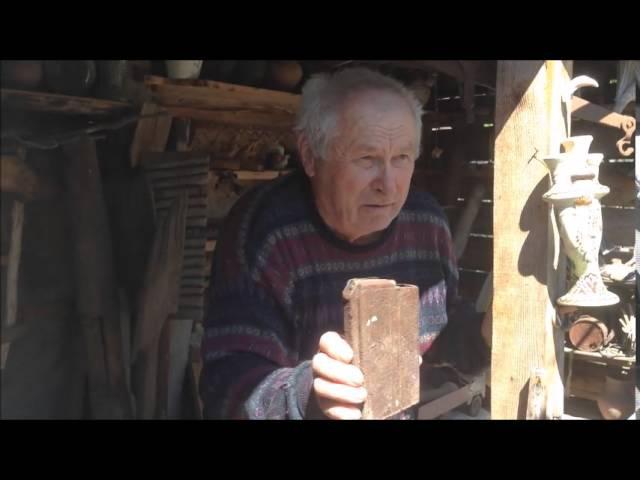Домашний музей войны самосела в Чернобыле
