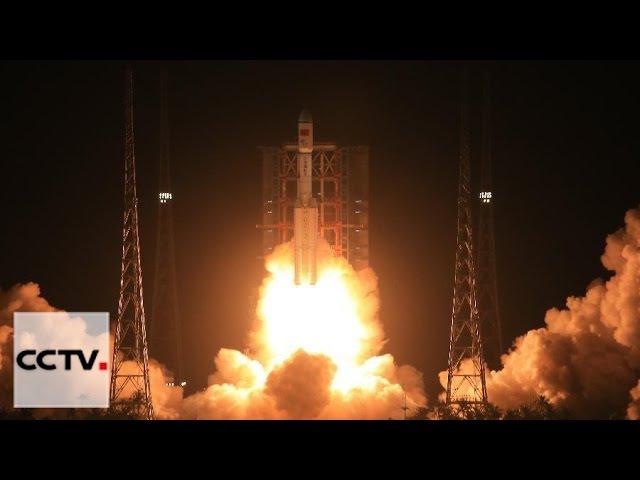 Китай успешно запустил ракету-носитель Чанчжэн-7