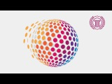 Circle Pixel Logo Design Tutorial Using 3D Revolve Effect in illustrator CS6 No CorelDraw X6 X7