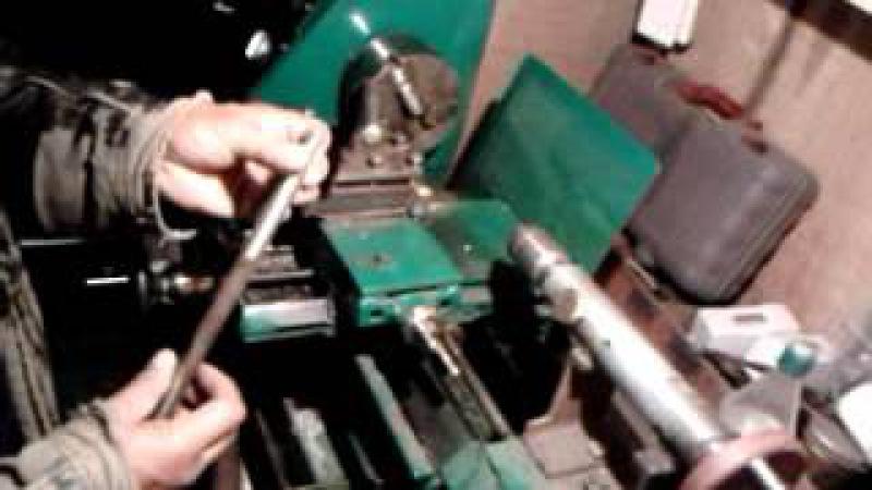 Video 2015 самодельный токарный станок по металлу - часть 2