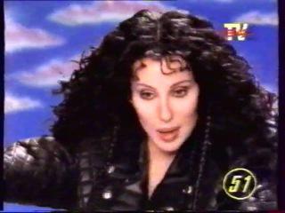 Cher & Beavis & Butt-head-I Got You Babe (Biz-TV, 1996)