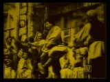 Gypsy dance. Soviet archive video