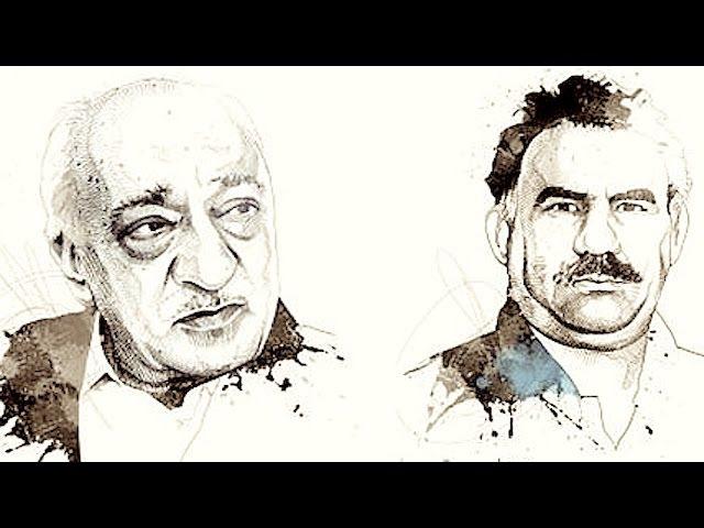 **MÜTHİŞ ANALİZ** BÜYÜK TAKAS Fethullah Gülen ve Abdullah Öcalan