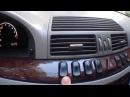 Mercedes-Benz S320 W220 обзор