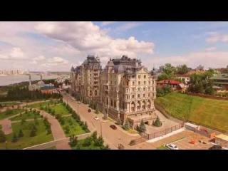 Казань- город мечты|вид с воздуха|/Kazan 2016