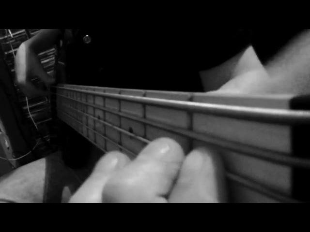 Ария - Улица Роз _ bass cover