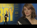 Nowhere Boy - Exclusive Interview With Aaron Johnson, Anne-Marie Duff &amp Sam Taylor-Wood - Video Dailymotion