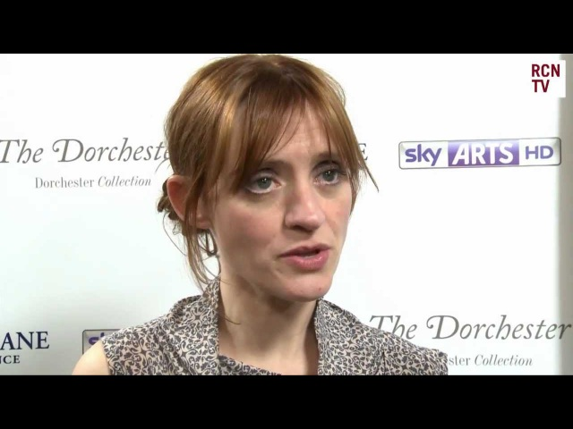 Anne-Marie Duff Interview - Parade's End Before I Go To Sleep