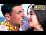 Kiya Kiya Song  Welcome  Anand Raj Anand  Akshay Kumar, Anil Kapoor, Katrina Kaif  HD