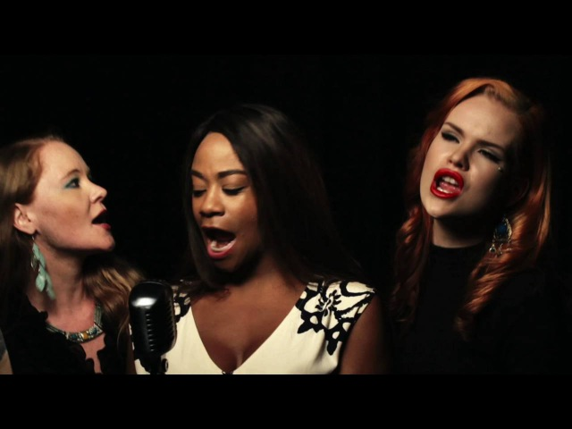 Ina Forsman, Tasha Taylor, Layla Zoe - Chain of Fools