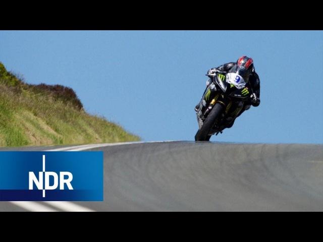 Tourist Trophy Motorradrennen auf der Isle of Man | Sportclub Story | Sportclub | NDR