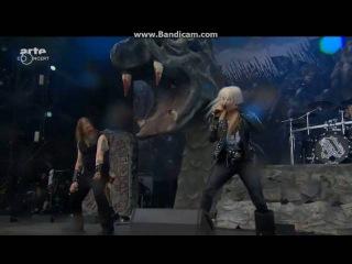 [RAR16] Amon Amarth - A Dream That Cannot Be feat. Doro Pesch [HD]