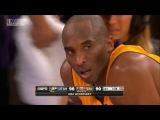 Kobe's Amazing Last 3 minutes and 20 seconds  Lakers - Jazz 4.13.2016