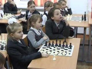 Шахматы в школах - Славянский район