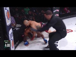 Нокаут от Георгия Караханяна Bellator MMA