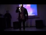 Николай Оксенюк- черные глаза(задание от жюри,импровизация на случайно выбранную песню)