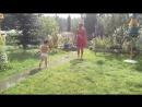 наш отдых прошел у бабушки в деревне