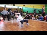 BABY BATTLE за 3 место : Герасимов Александр vs Bboy Mauzer