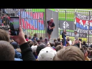Лысый бомбу зарядил!ЦСКА-