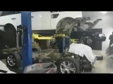Турбина на Land Rover