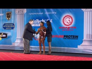 Самсон-39, 2016 год, Краснодар. Денис Вдовиченко - абсолютный победитель классический бодибилдинг.