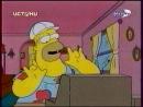 Симпсоны на ren tv (vhs rip)