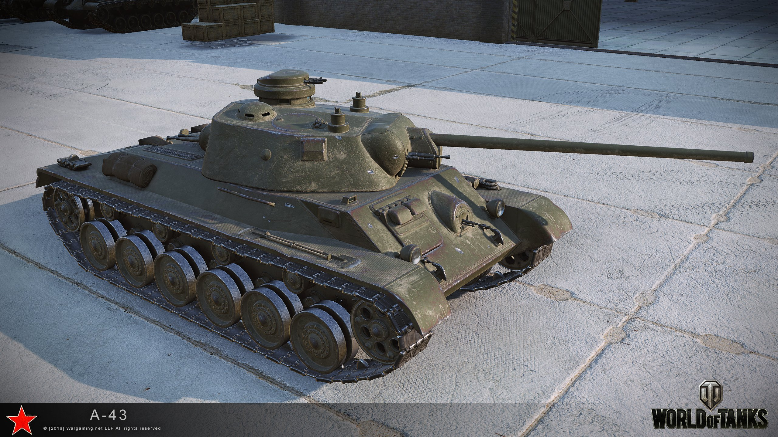 A 43 Wot world of tanks amx 50 foch crusader sp type 5 chi-ri a-43