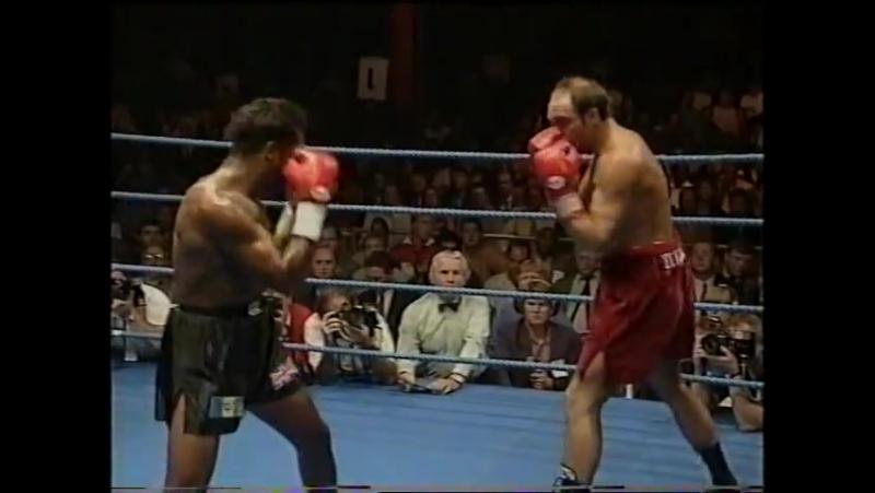 1993-06-26 Nigel Benn vs Lou Gent (WBC Super Middleweight Title)