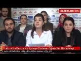 Trabzon'da Şarap Bahanesiyle Gelen Öğretim Görevlisi İstifası