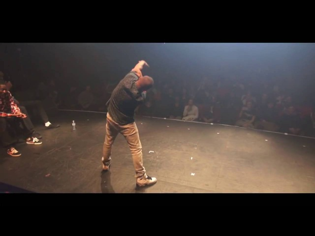 Theodora vs Sadeck clash Clip from hip hop dance battle I love this dance 2015