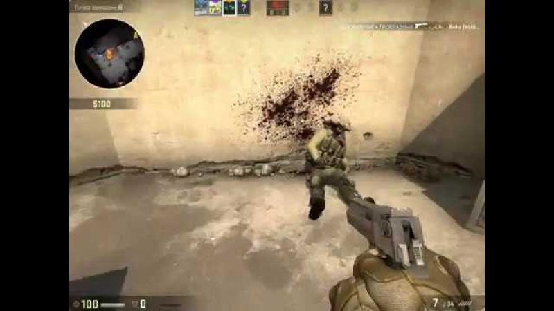 Counter-Strike: Global Offensive | рак против раков | 1 бой в соревновательном режиме