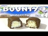 Конфеты Баунти Как сделать конфеты БАУНТИ рецепт Candy Bounty How to Make Candy Baunty Recipe