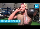 Brendan Schaub ★ Training with Former UFC Fighter | Muscle Madness