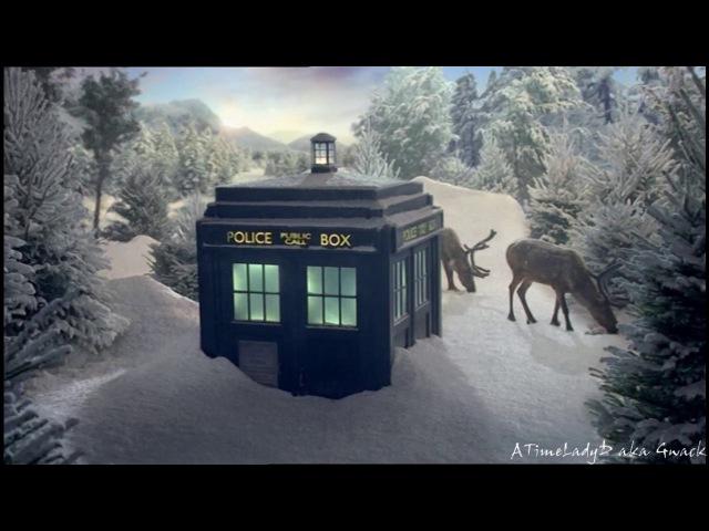I say Merry Christmas you all [Doctor Who]