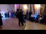 Mironenko Alexsey & Valova Kristina.Farol — Osvaldo Pugliese, Roberto Chanel. White tango festival.
