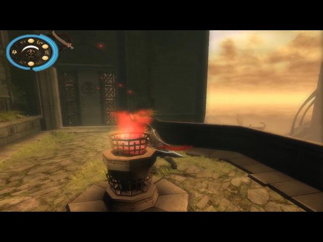 Prince of Persia Warrior Within - ОДНА ЖИЗНЬ - Попытка 2(3) :D