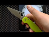 Китай нож Spyderco Yojimbo 2.Реплика.