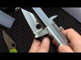 China knife yojimbo 2 clone,carbon fiber.