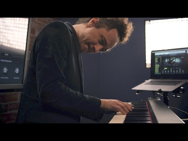 KEYSCAPE Ruslan Sirota Cinematic Piano