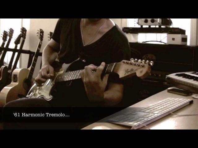 Strymon Flint ReverbTremolo, demo by Pete Thorn